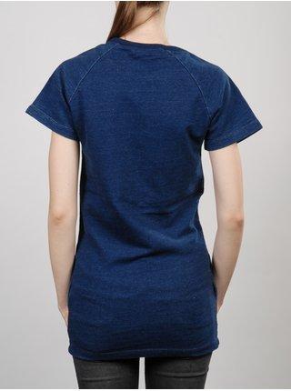 Ezekiel Indigo IND dámské triko s krátkým rukávem - modrá