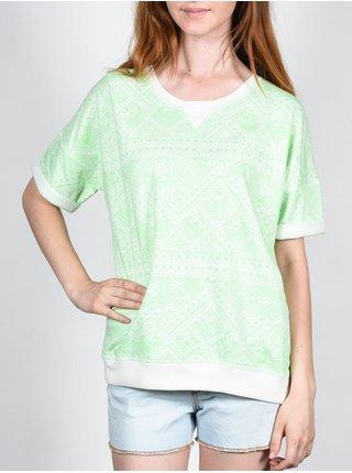 Element ROXANE PATINA GREEN dámské triko s krátkým rukávem - zelená