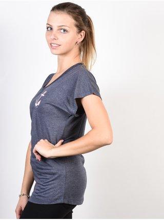 Ezekiel Small Port Dolman HNV dámské triko s krátkým rukávem - modrá