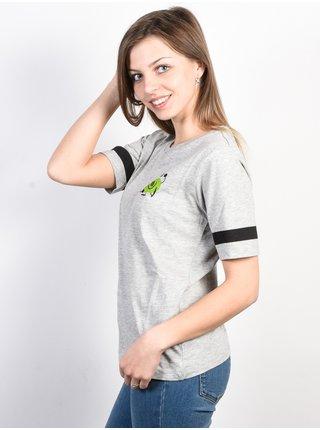 Element YAWYD HEATHER GREY dámské triko s krátkým rukávem - šedá