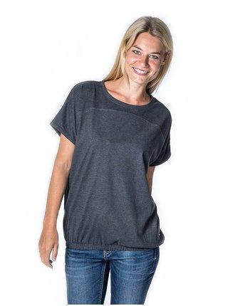 Alife and Kickin DINI MOONLESS dámské triko s krátkým rukávem - šedá