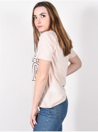 Billabong LEGACY BOYFRIEND BLUSH dámské triko s krátkým rukávem - růžová
