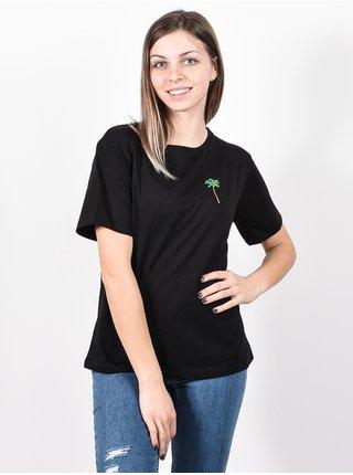 Femi Stories MANUEL BLK dámské triko s krátkým rukávem - černá