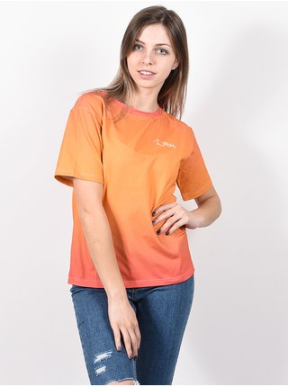 Femi Stories LOLA SNT dámské triko s krátkým rukávem - růžová