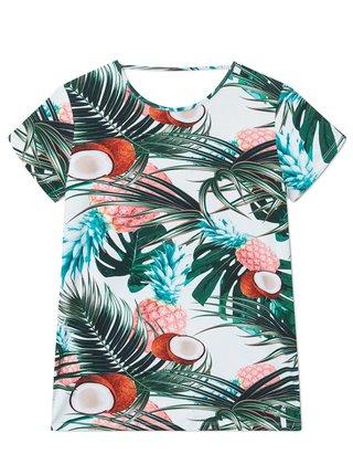 Femi Stories AMBA PNCL dámské triko s krátkým rukávem - barevné