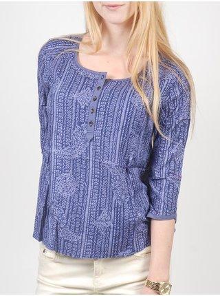 Roxy LITTLE NEXT DOO PMK6 dámské triko s dlouhým rukávem - modrá
