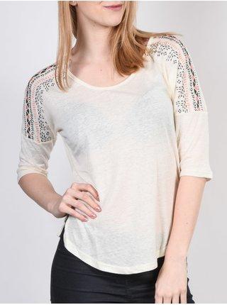 Roxy DOLMAN NATIVE WCD0 dámské triko s dlouhým rukávem - bílá