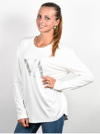 Tričká s dlhým rukávom pre ženy RVCA
