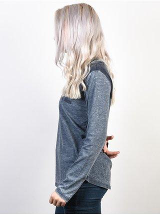 Rip Curl DELANO  INSIGNIA BLUE dámské triko s dlouhým rukávem - modrá