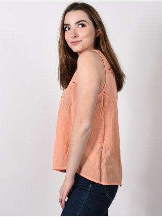 Rip Curl OASIS MUSE SINGLET PEACH NECTAR dámská tílko - oranžová