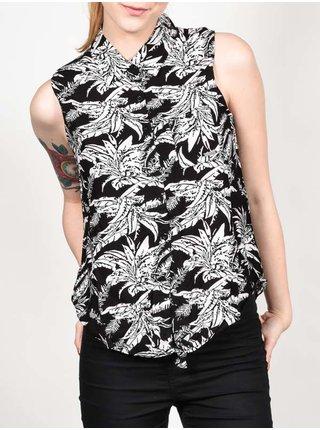Element ROBI TROPIC košile pro ženy - černá