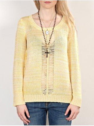 Element NAVA                 LEMON DROP svetr dámský - žlutá