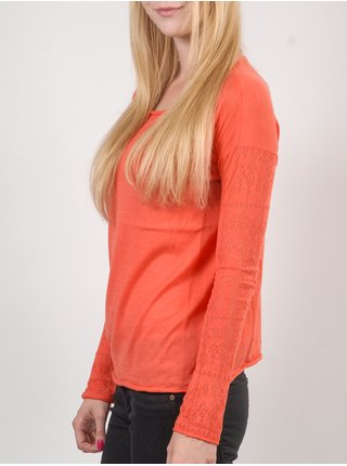 Billabong MILOUZE AMBER svetr dámský - oranžová