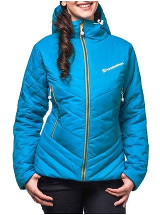 Horsefeathers DITA SEA BLUE zimní dámská bunda - modrá