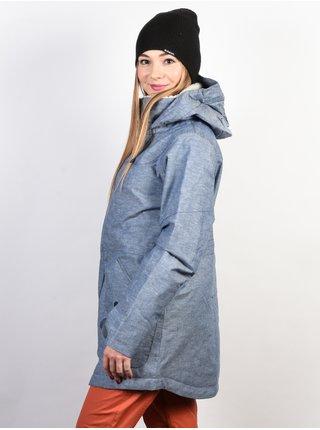 Burton PROWESS CHAMBRAY zimní dámská bunda - šedá