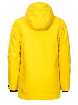 Horsefeathers OFELIA LEMON zimní dámská bunda - žlutá