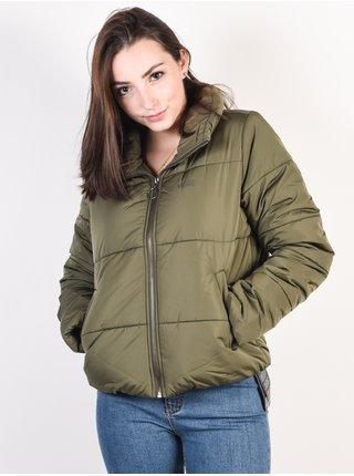 Vans FOUNDRY PUFFER Grape Leaf zimní dámská bunda - zelená