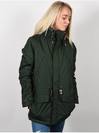 Element ROGHAN OLIVE DRAB zimní dámská bunda - zelená