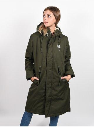 Element FIELD PARKA forest night zimní dámská bunda - zelená