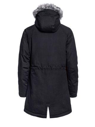 Horsefeathers SUZANNE black zimní dámská bunda - černá