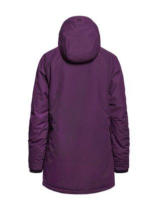 Horsefeathers MARGOT GRAPE zimní dámská bunda - fialová