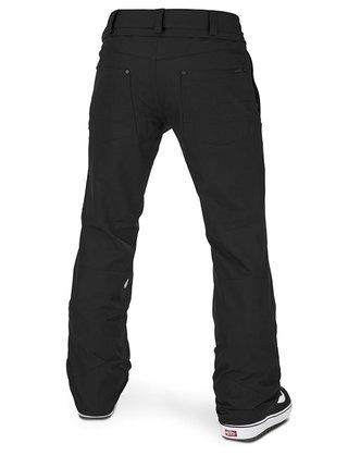 Volcom Klocker Tight black pánské zimní kalhoty - černá