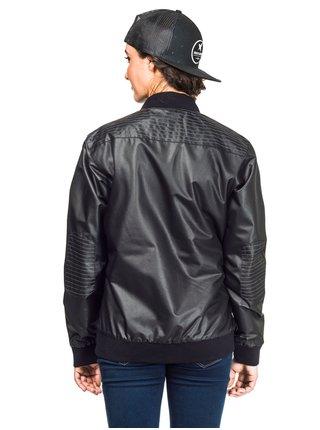 Horsefeathers DORIAN black podzimní bunda pro ženy - černá