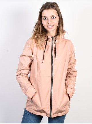 Element FREE peach podzimní bunda pro ženy - oranžová