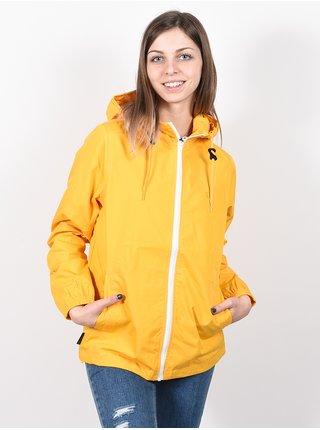 Element HOME FREE GOLD podzimní bunda pro ženy - žlutá