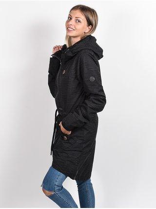Alife and Kickin CHARLOTTEAK A MOONLESS podzimní bunda pro ženy - černá