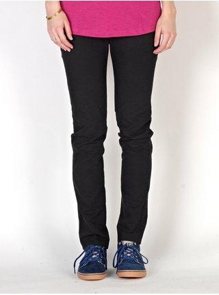 Vehicle DOREN black plátěné kalhoty dámské - černá