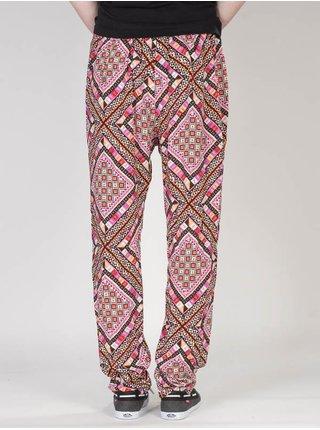 Rip Curl GESSE ORANGE POP plátěné kalhoty dámské - růžová
