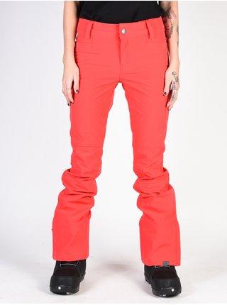 Roxy CREEK LOLLIPOP dámské zimní kalhoty - červená
