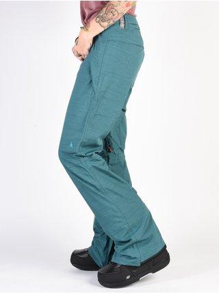 Burton SOCIETY BALSAM HEATHER dámské zimní kalhoty - modrá