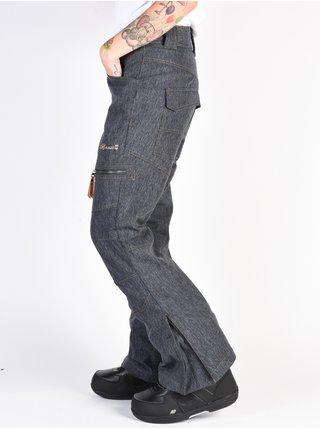 Rehall HARPER Blue Denim dámské zimní kalhoty - modrá