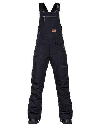 Horsefeathers NENNA black dámské zimní kalhoty - černá