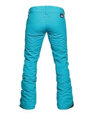 Horsefeathers AVRIL scuba blue dámské zimní kalhoty - modrá