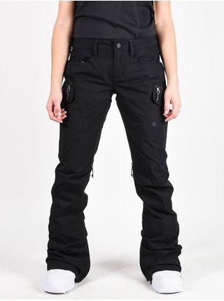 Burton GLORIA TRUE BLACK dámské zimní kalhoty - černá