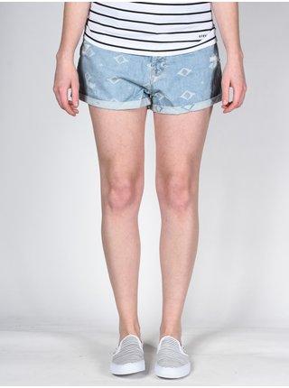Roxy BURNIN BHCW dámské riflové kraťasy - modrá