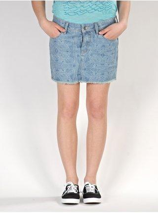Roxy DAISY WILDER BTN6 krátká sukně - modrá