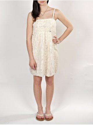 Element KALI                 NATURAL krátké letní šaty - bílá