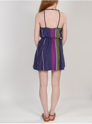 Roxy PELICAN POINT PSS3 krátké letní šaty - fialová