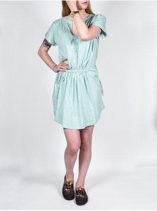 Roxy LUCKY BFR0 krátké letní šaty - tyrkysová