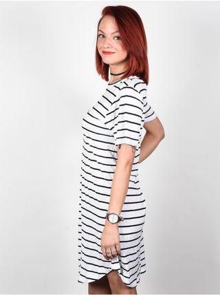 Element REMY white krátké letní šaty - bílá