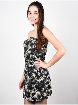 Billabong NEW AMED OFF BLACK krátké letní šaty - černá