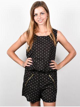Ezekiel Alice BLK krátké letní šaty - černá