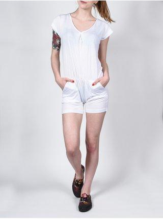 Ezekiel Laura WHT krátký letní overal - bílá