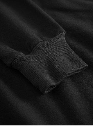 Femi Stories FRIDA BLK krátké letní šaty - černá