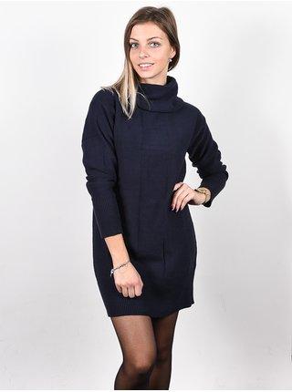 Element DELTA ECLIPSE NAVY krátké letní šaty - modrá