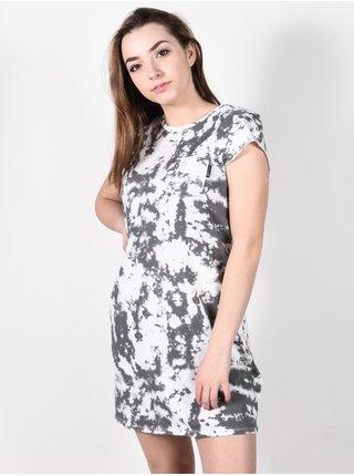 Fox Endless Summr PETROL krátké letní šaty - šedá